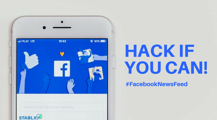 facebook news feed changes, hack if you can